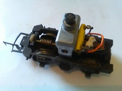 Lot A1- Triang Tri Ang Diesel Loco Motor Bogie Working