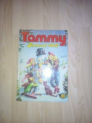 tammy annual book 1982