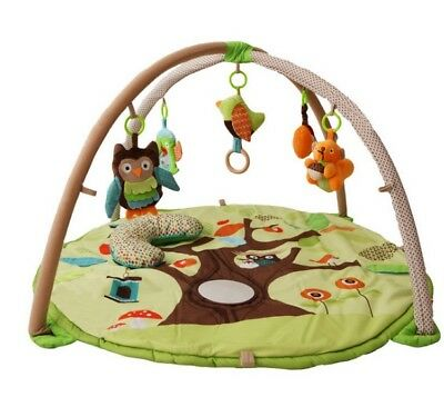 E59 Forest Baby Fitness Bodybuilding Frame Cotton Play Mat Activity Gym A
