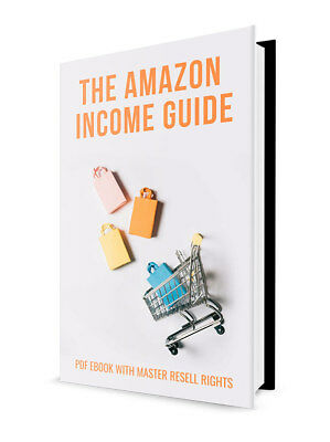 The Amazon Income Guide - PDF eBook with Master Resell Rights & Free Shipping