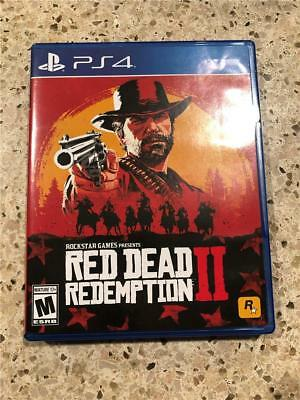 Rockstar Games Red Dead Redemption 2 - PS4 Pre-Owned