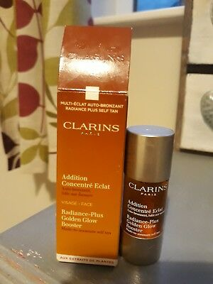 Clarins Radiance Plus Golden Glow Booster Boxed 15ml