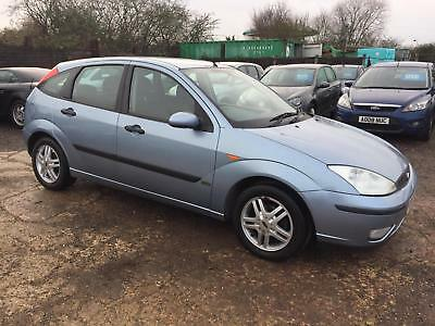 Ford Focus 2004/53 1.6 Zetec Petrol - Manual - Full Service History - Long Mot
