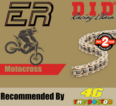 DID  Gold & Gold ERS3  Drive Chain 520 P 114 L for Beta RR