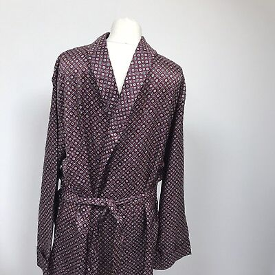 Gents Tootal Made In Britain Dressing Gown