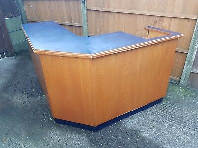 Large Reception desk located in Derby