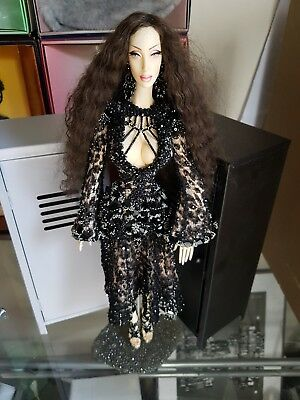 Dollchic ooak resin doll, synarite size