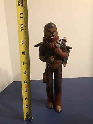 Vintage Applause Star Wars Classic Collectors Series Chewbacca and C-3PO 1995