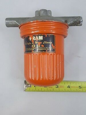 NOS Fram FR10 Coolant/Water Filter, Hot Rod