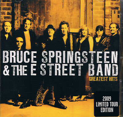Bruce Springsteen & The E-Street Band - Greatest Hits - Limited Tour Edit. 2009