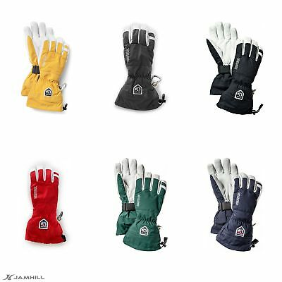 Ski- & Snowboard-Handschuhe Hestra Heli Ski Outdry leather waterproof breathable merino gloves New Skisport & Snowboarding
