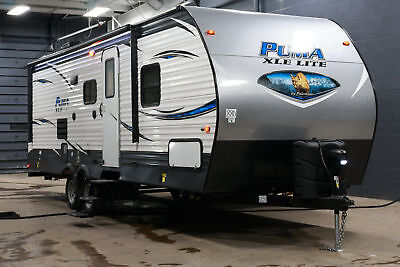 New Puma XLE 25RBSC COUPLES REAR BATH TRAVEL TRAILER CAMPER w/7YR WARRANTY
