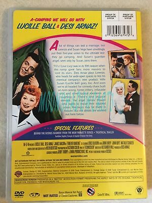FOREVER DARLING LUCILLE BALL DESI ARNAZ JAMES MASON LIKE NEW DVD Slim Case