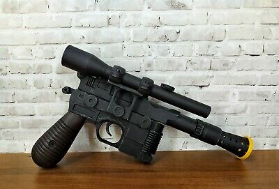 Han Solo Blaster DL-44 Star Wars props cosplay