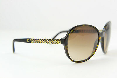 9f5e2be58e7b3 Chanel women s sunglasses 5304 c.714 S5 60-16 135 3N Havana Brown