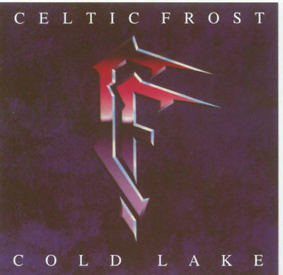 CELTIC FROST - Cold Lake ( AUDIO CD in JEWEL CASE )
