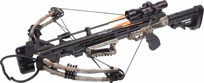 CenterPoint Sniper Elite Crossbow Set AXCSEW185CK_New_FreeShipping