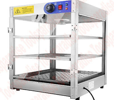 Restaurant Catering Electric FOOD Warming Warmer Cabinet Box