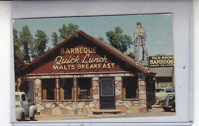 Route 66 Old Smoky Barbeque Williams Az