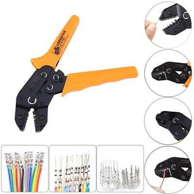 LODESTAR Ratchet Terminal Pliers Crimper Connector Wire Cable Cord Crimping Tool
