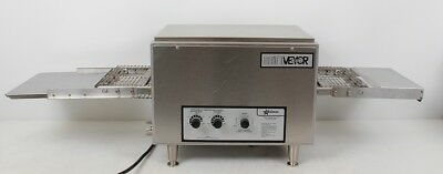 Star 210HX Stainless Steel Countertop Miniveyor Conveyor Oven 210HX -V04 240V
