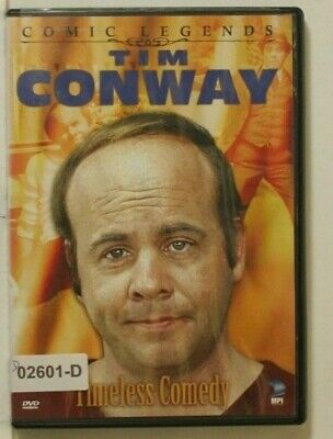 DVD Movie TIM CONWAY TIMELESS COMEDY in Original Jacket