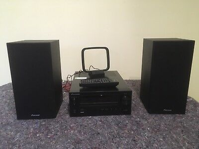 Pioneer  X-HM10 CD receiver compact system