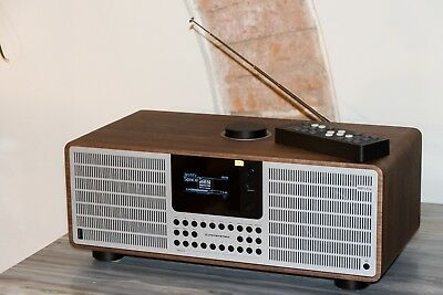Revo Supersystem, sistema hifi, internet radio e streaming: come nuovo!