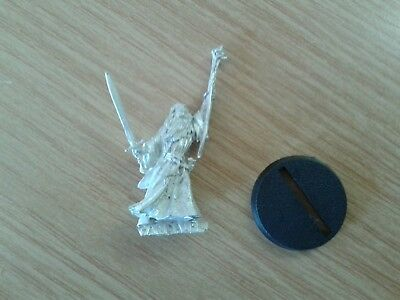 LOTR Lord Of The Rings GANDALF - THE BREAKING OF THE FELLOWSHIP metal OOP