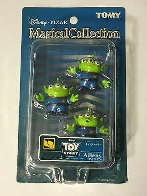 TOMY Magical Collection Little Green Men Aliens Toy Story Figure Japan