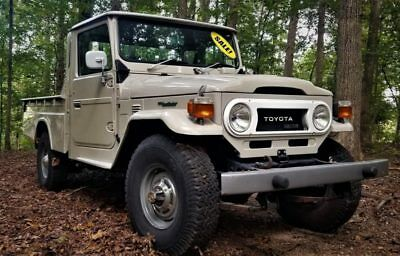 1976 Toyota Land Cruiser  1976 Toyota Land Cruiser FJ45,  HJ45