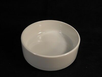 """Bauhaus White by Trend Pacific 5 1/2"""" Cereal Bowl"""
