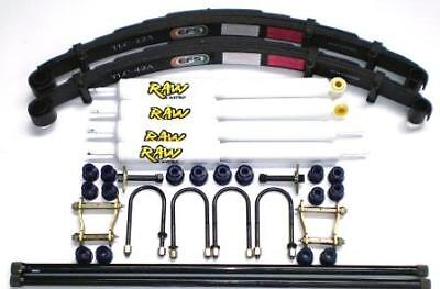 Mitsubishi Challenger Pa 98-00 2Inch-50Mm Suspension Lift Kit