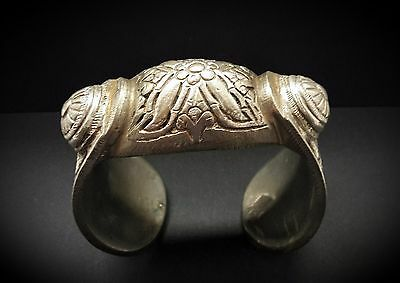 Medieval Macedonia Thrace White Metal fertility bracelet 14th-15th century A.D.