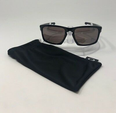 9f0c7760e1 Oakley Sliver Sunglasses Polished Black w  Prizm Daily Polarized OO9262-07