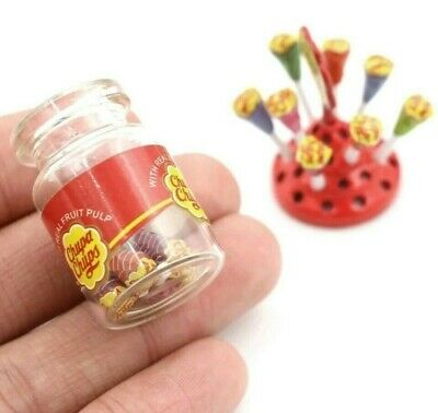 Coles Little Shop Mini Collectables - Chuba chups...