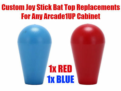 Arcade1up Street Fighter 2 Galaga Rampage Pacman 2 Joystick Bat Top Handles