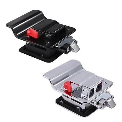 Exterior Metal Door Locks Security Anti-theft Lock Multiple Insurance Gate Lock