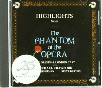 Highlights From The Phantom Of The Opera: The Original London Cast Recording
