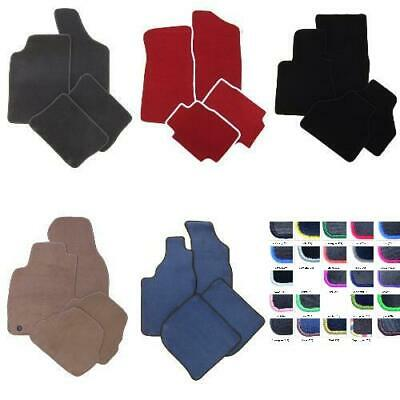 Jms Velour Alfombrillas VW Escarabajo 1200/1300/ 1302/1303/1500 + Cabrio