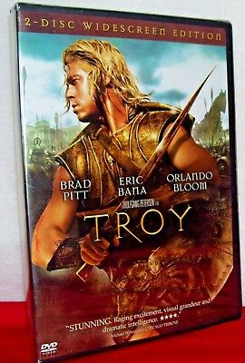 TROY - Brand New DVD (factory sealed) Free Shipping