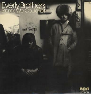 Everly Brothers Stories We Could Tell vinyl LP album record UK SF8270