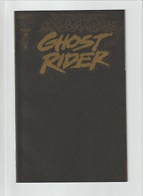 Ghost Rider 2nd Series #40 Marvel FSH  C