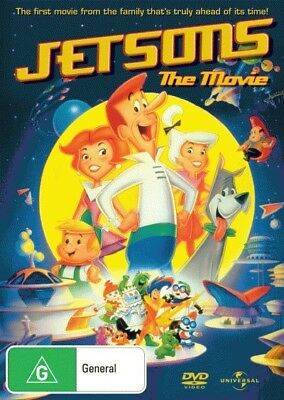 The Jetsons: The Movie = NEW DVD R4