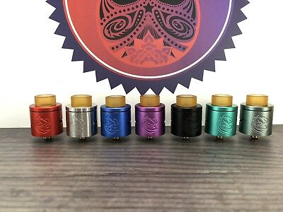 CSMNT Styled RDA High Quality And Versatile 24mm RDA  Multiple Colors Available