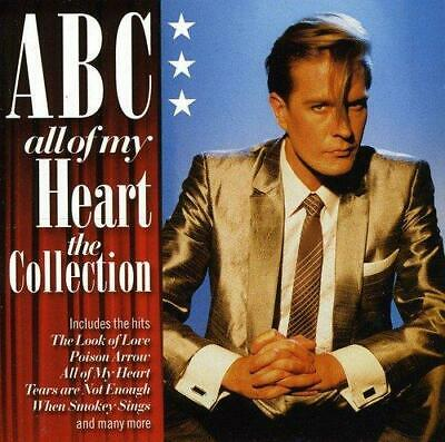 ABC - ALL OF MY HEART THE COLLECTION HITS 2CDs (NEW/SEALED)