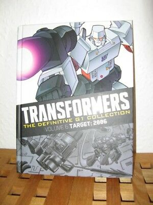 Transformers Hachette Definitive G1 collection Volume 6 - Target: 2006