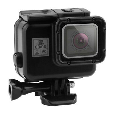 Cool Black Waterproof Diving Protective Housing Case Cover For Gopro Hero 6 5