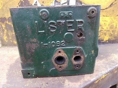 GENUINE LISTER ST CYLINDER HEAD COVER 201-80130