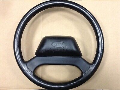 Land Rover Defender Xs Puma Leather Steering Wheel Lr055936